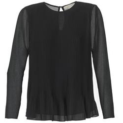 textil Mujer Tops / Blusas MICHAEL Michael Kors SOSEN Negro