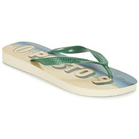 Zapatos Hombre Chanclas Havaianas POSTO CODE Verde / Azul