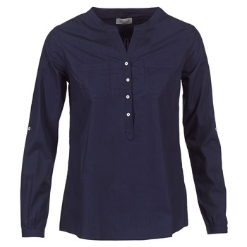 textil Mujer camisas Casual Attitude FARANDOLE Marino
