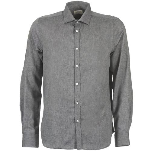 Casual Attitude FOLI Gris - Envío gratis | ! - textil camisas manga larga Hombre