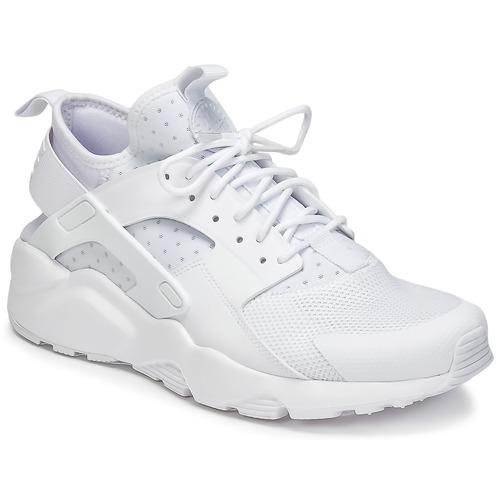 40ae2f1929 Zapatos Hombre Zapatillas bajas Nike AIR HUARACHE RUN ULTRA Blanco