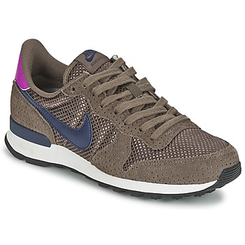 Zapatos Mujer Zapatillas bajas Nike INTERNATIONALIST PREMIUM W Marrón