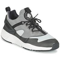 Zapatos Hombre Zapatillas bajas Nike AIR HUARACHE UTILITY Gris