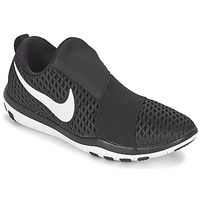 Zapatos Mujer Fitness / Training Nike FREE CONNECT W Negro / Blanco