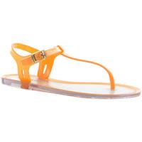 Zapatos Mujer Sandalias Cubanas Sandalias Sunny320 Orange Naranja