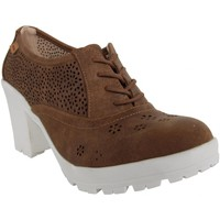Zapatos Mujer Sandalias MTNG 52284 Marr?n