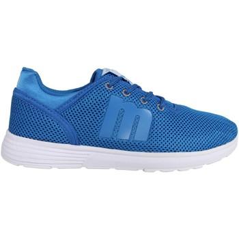 Zapatos Mujer Zapatillas bajas MTNG 69562 Azul