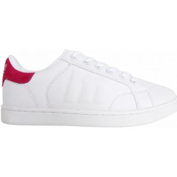 Zapatos Niña Zapatillas bajas MTNG 69680 Blanco