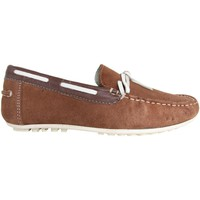Zapatos Hombre Mocasín MTNG 83515 Marr?n