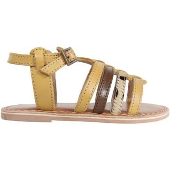 Zapatos Niña Sandalias MTNG 83509 Beige