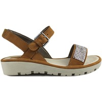 Zapatos Mujer Sandalias The Flexx FLEXX SUN STRASS MARRON
