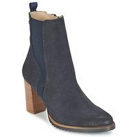 Zapatos Mujer Botines MTNG MUESTRA Marino