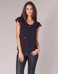 textil Mujer Tops / Blusas Moony Mood IFADOU Negro