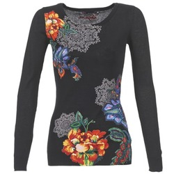 textil Mujer jerséis Desigual EZIBATE Negro