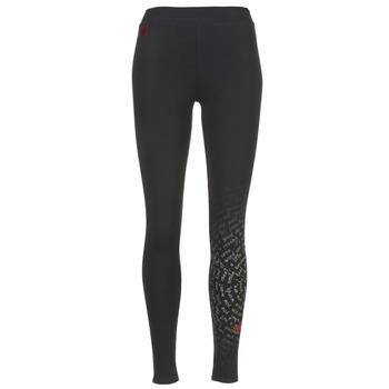 textil Mujer leggings Desigual YALOIRE Negro