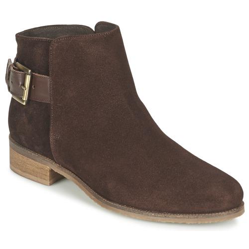 Venta de liquidación de temporada Zapatos especiales Betty London FIAZANE Marrón