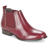 Zapatos Mujer Botas de caña baja Betty London FOLOIE Burdeo