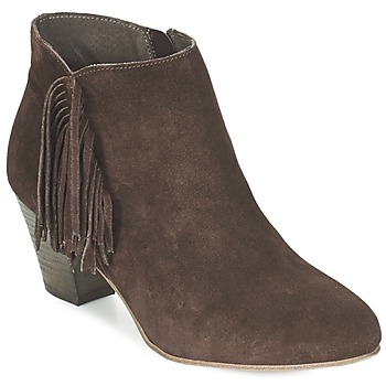 Zapatos Mujer Botines Betty London FIANIDE Marrón
