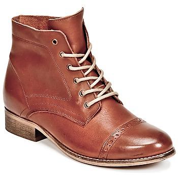 Zapatos Mujer Botas de caña baja Betty London FOLIANE Camel