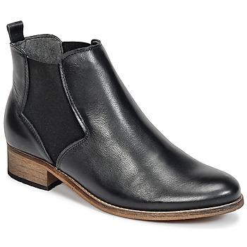 Zapatos Mujer Botas de caña baja Betty London FASSINE Negro