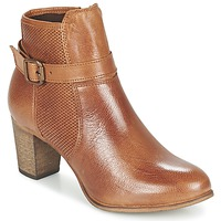 Zapatos Mujer Botines Betty London FAZELLE Camel