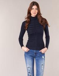 textil Mujer jerséis Morgan MENTOS Azul