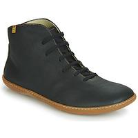 Zapatos Botas de caña baja El Naturalista EL VIAJERO Negro