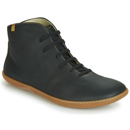 Zapatos especiales Naturalista para hombres y mujeres El Naturalista especiales EL VIAJERO Negro a23ab3