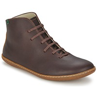 Zapatos Hombre Botas de caña baja El Naturalista EL VIAJERO Marrón