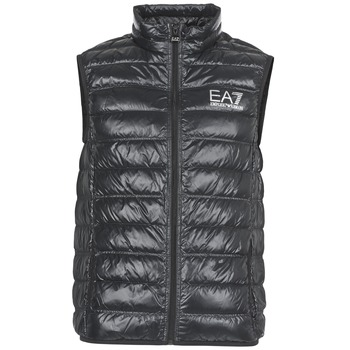textil Hombre plumas Emporio Armani EA7 ONAFRATO Negro
