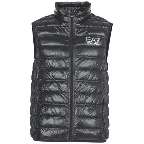 Emporio Armani EA7 ONAFRATO Negro - Envío gratis | ! - textil plumas Hombre