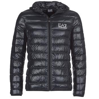 textil Hombre plumas Emporio Armani EA7 ANDOURALO Negro