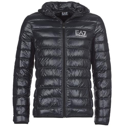 Emporio Armani EA7 ANDOURALO Negro - Envío gratis   ! - textil plumas Hombre