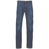 textil Hombre vaqueros rectos Levi's 501 LEVIS ORIGINAL FIT SMITH / STATION