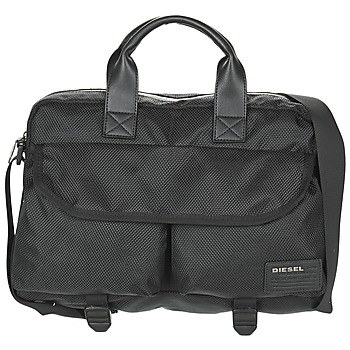 Bolsos Hombre Macuto Diesel F CLOSE BRIEF Negro