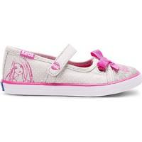 Zapatos Niña Bailarinas-manoletinas Keds Zapatos Barbie Gris
