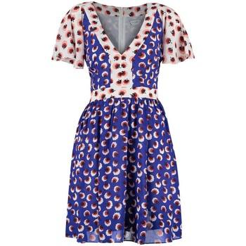 textil Mujer vestidos cortos Minueto Vestido Central Park Multicolor
