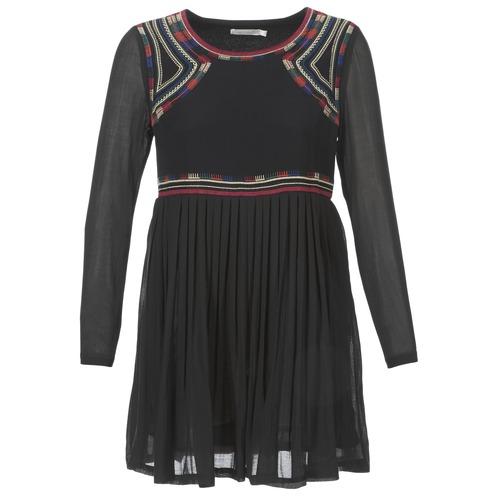 textil Mujer vestidos cortos See U Soon SANCIE Negro