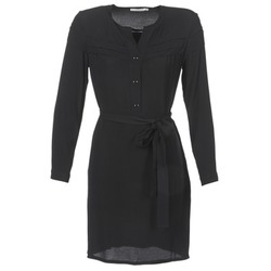 textil Mujer vestidos cortos See U Soon SANTINE Negro