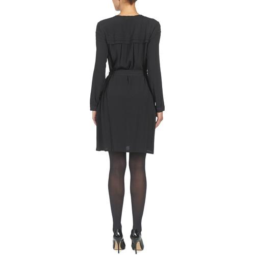 Vestidos Soon U Cortos Mujer Santine Textil Negro See gY7fyb6