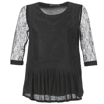 textil Mujer Tops / Blusas See U Soon SATURNIN Negro