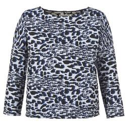 textil Mujer jerséis See U Soon SAVERIA Gris / Negro / Azul