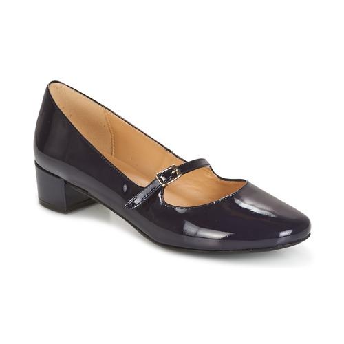 Los últimos zapatos de descuento para hombres y mujeres Zapatos especiales Betty London FOULOIE Azul
