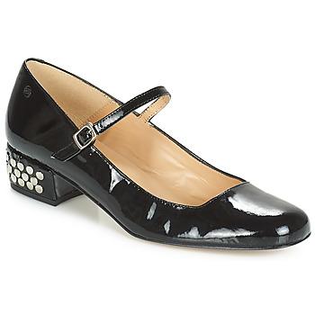 Zapatos Mujer Bailarinas-manoletinas Betty London FOTUNOU Negro