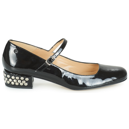 Zapatos Negro London Mujer manoletinas Bailarinas Betty Fotunou xoCQBerdW