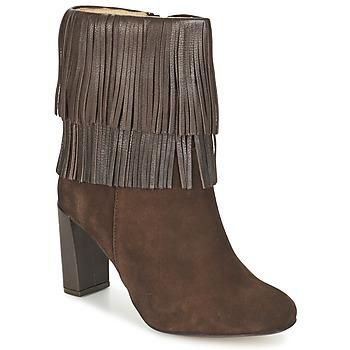 Zapatos Mujer Botines Betty London FAJIME Marrón