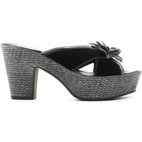 Zapatos Mujer Sandalias Grace Shoes 20127 Sandals Mujeres Black