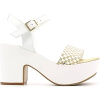 Zapatos Mujer Sandalias Grace Shoes P05IF4S High heeled sandals Mujeres Platino