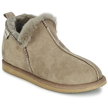 Zapatos Mujer Pantuflas Shepherd ANNIE Piedra