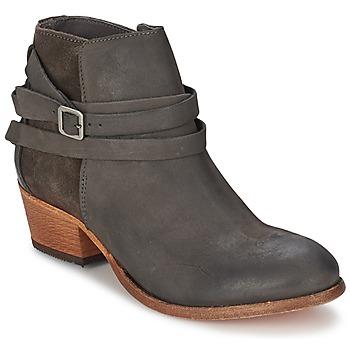 Zapatos Mujer Botines Hudson HORRIGAN Gris